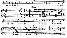 """il padre adorato (aria for mezzo/tenor). with recitative """"ah qual gelido orror"""". w.a.mozart: idomeneo k.366, vocal score. ed. braunschweig-litolff 147 (1900). italian"""