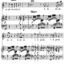 "Il padre adorato (Aria for Mezzo/Tenor). With recitative ""Ah qual gelido orror"". W.A.Mozart: Idomeneo K.366, Vocal Score. Ed. Braunschweig-Litolff 147 (1900). Italian | eBooks | Sheet Music"