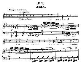 non ho colpa, e mi condanni (aria for mezzo/tenor). w.a.mozart: idomeneo k.366, vocal score. ed. braunschweig-litolff 147 (1900). italian