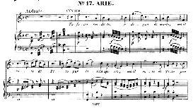 tu fosti tradito, e degno di morte (mezzo aria). w.a.mozart: la clemenza di tito, k.621, vocal score. ed. peters leipzig, 1870 (italian)