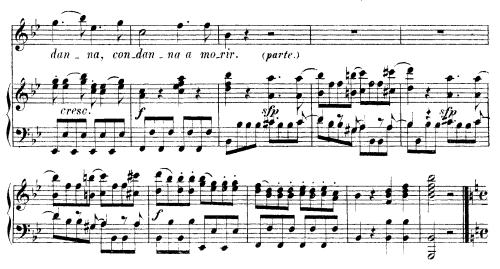 First Additional product image for - Ah! lo veggio quell' anima bella (Tenor Aria). W.A.Mozart: Cosi fan tutte, K.588, Vocal Score (H. Levi). Universal Edition (VA 1666), reprint from Breitkopf (1898) Italian