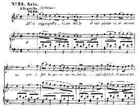 Ah! lo veggio quell' anima bella (Tenor Aria). W.A.Mozart: Cosi fan tutte, K.588, Vocal Score (H. Levi). Universal Edition (VA 1666), reprint from Breitkopf (1898) Italian | eBooks | Sheet Music