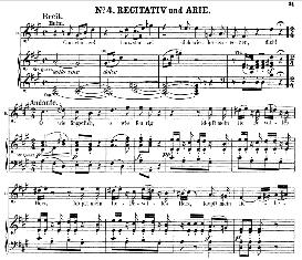.O wie ängstlich (Aria for Tenor). With recitative Constanze! Constanze!.  W.A.Mozart: Die Entführung Aus Dem Serail, K.384, Vocal Score (G. Kogel). Ed. Peters (1881) | eBooks | Sheet Music