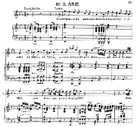dies bildnis ist bezaubernd schön (tenor aria). w.a. mozart: die zauberflöte, k.620, vocal score (w. kienzl). universal edition ue 245 (1901)