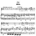 Vedrommi intorno l'ombra dolente (Tenor Aria). W.A.Mozart: Idomeneo K.366, Vocal Score. Ed. Braunschweig-Litolff 147 (1900). italian | eBooks | Sheet Music