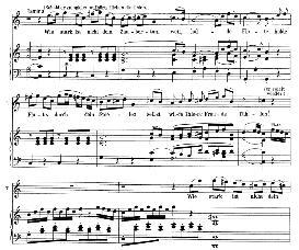 wie stark ist nicht dein zauberton (tenor aria). w.a. mozart: die zauberflöte (the magic flute) k.620, vocal score (w. kienzl). universal edition ue 245 (1901)