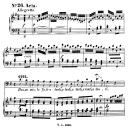 Donne mie, le fate a tanti (Aria for Bass or Baritone). W.A.Mozart: Cosi fan tutte, K.588, Vocal Score (H. Levi). UE  (VA 1666), italian, reprint from Breitkopf (1898) | eBooks | Sheet Music