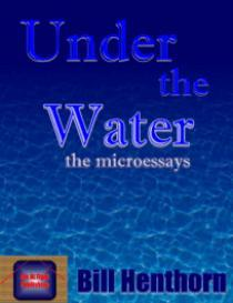 under the water: microessays