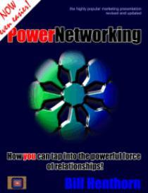 business presentation: powernetworking made easy