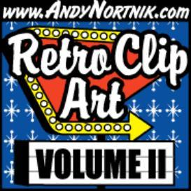Retro Clip Art 2 | Photos and Images | Clip Art