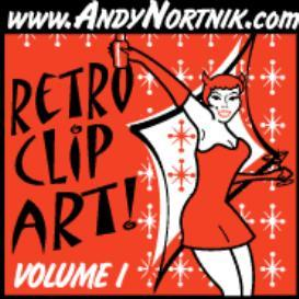 Retro Clip Art 1 | Photos and Images | Clip Art