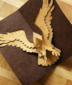 Eagle - EasyCutPopup | eBooks | Arts and Crafts