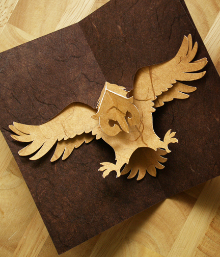 First Additional product image for - Talon & Wings Series - EasyCutPopup