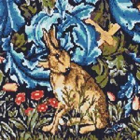 the hare cross stitch pattern