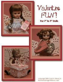 Make FUN VALENTINE STUFF - Betsy GINNY  Kish RILEY  Ann Estelle  BARBIE | eBooks | Arts and Crafts
