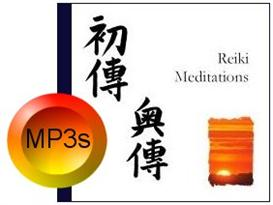 Four Reiki Meditations as MP3 Files | Music | New Age