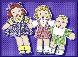 TRIO of RAGDOLLS! | eBooks | Arts and Crafts