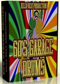 60s garage drum samples