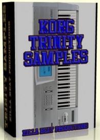 korg trinity samples