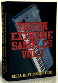 korg triton extreme sample collection vol.1