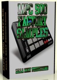 mpc500 factory samples