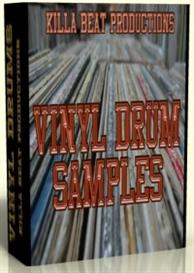 vinyl drumkits & samples