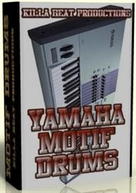 yamaha motif drum samples