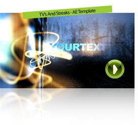 TV's and Streaks   Software   Software Templates