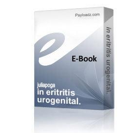 in eritritis urogenital. | eBooks | Health