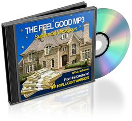The Feel Good MP3 Subliminal Messages Nelson Berry Audio | Audio Books | Self-help