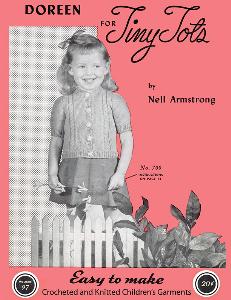for tiny tots | volume 97 | doreen knitting books digitally restored pdf