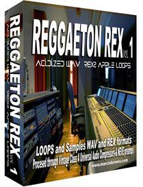 reggaeton rex vol 1