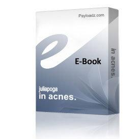 in acnes. | eBooks | Health
