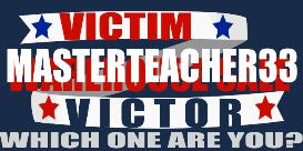 victim or victor;  which one are you?