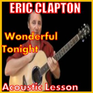 learn to play wonderful tonight by eric clapton