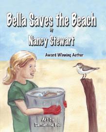 bella saves the beach