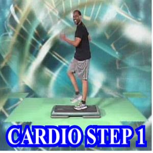 Cardio Step | Movies and Videos | Fitness