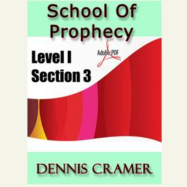 the school of prophecy - level i section 3