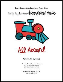 all aboard! preschool music lesson plan
