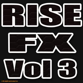 rise fx vol3 electro house techno dubstep hip hop trap dirty south effect sample