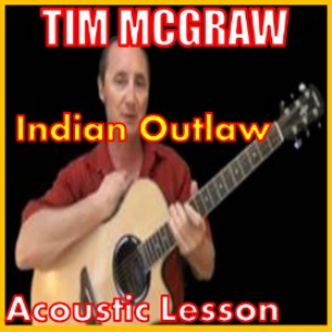 Learn to play Indian Outlaw by Tim McGraw | Movies and Videos | Educational
