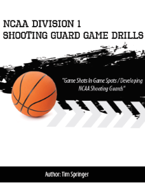 ncaa division 1 shooting guard drills