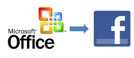 office 2 facebook - non enterprise home edition