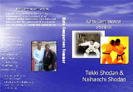 kata comparison seminar tekki & naihanchi