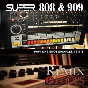 super 808 & 909