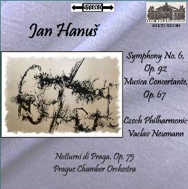 hanus: orchestral works