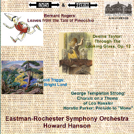 20th century american orchestral works