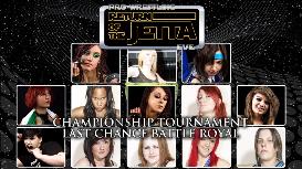 2 match pack! 13 woman battle royal + winner vs jenny sjodin