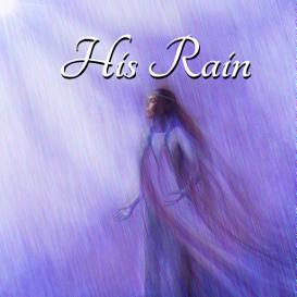 his rain soprano/alto sheet music