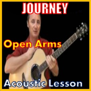 learn to play open arms by journey